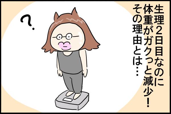 減少 体重