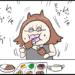 【ダイエット213日目】朝・夜バイキングで運動なしの結果【漫画】